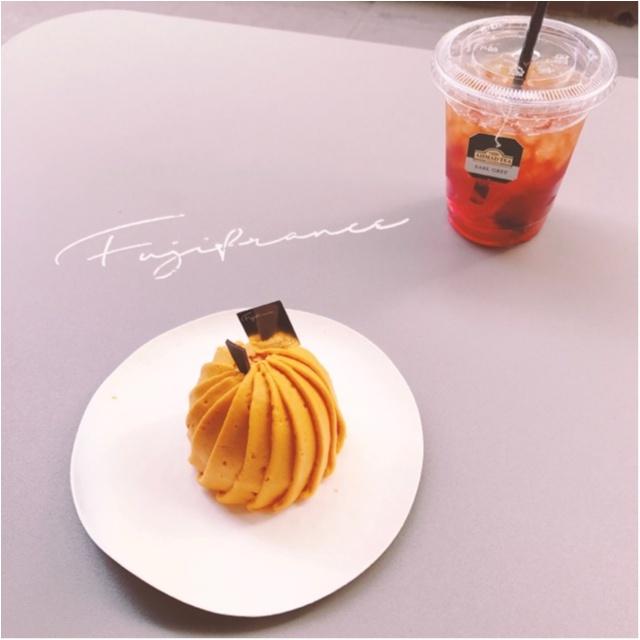 【ご当地MORE❤︎大阪】まるでフルーツそのもの!?可愛すぎるケーキが並ぶ『Fujifrance』はティータイムにもおすすめ♡_3