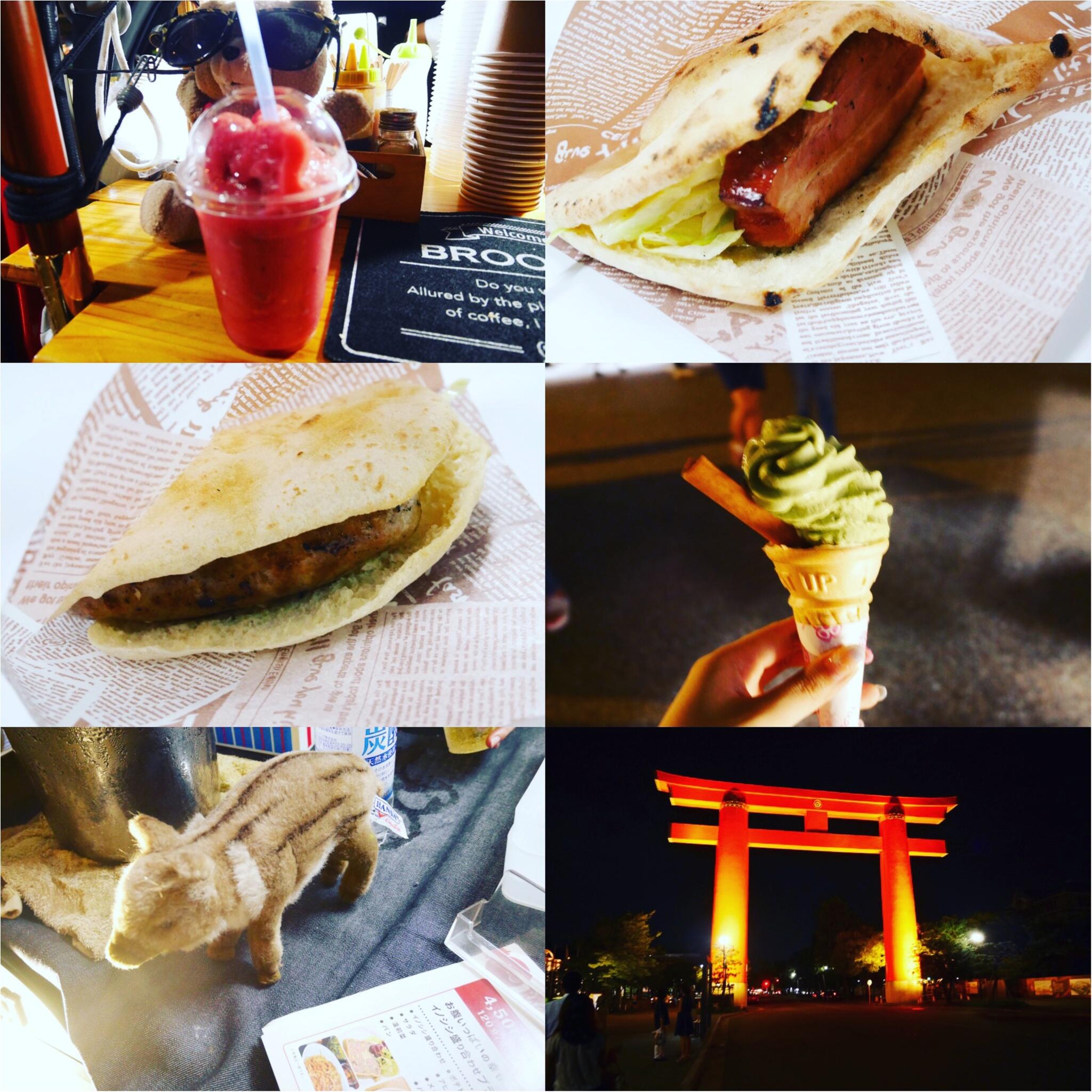 平安神宮[京都]京の七夕へ行ってきました!_2