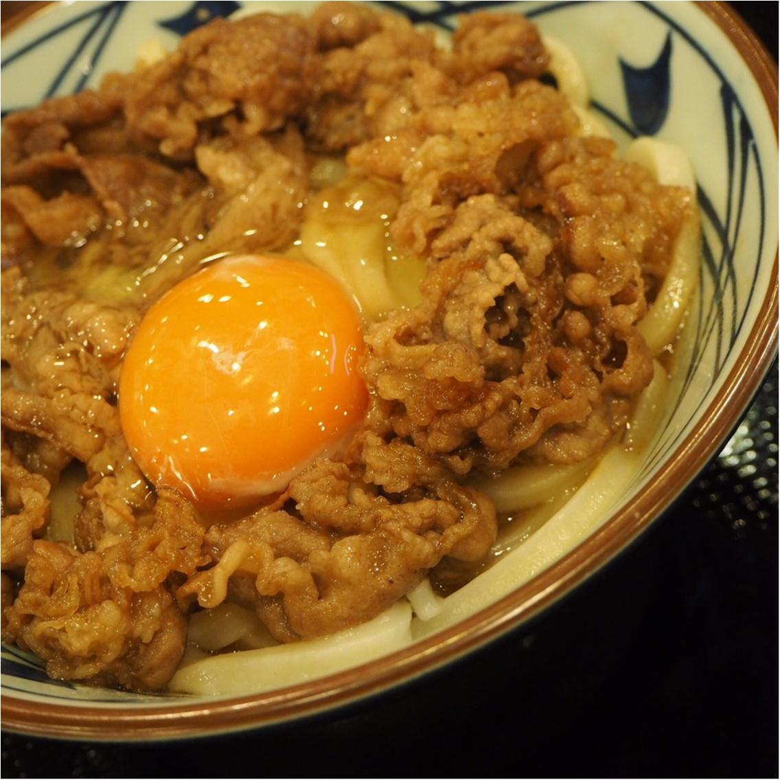 【丸亀製麺】秋の新商品はなーんだ♡_5