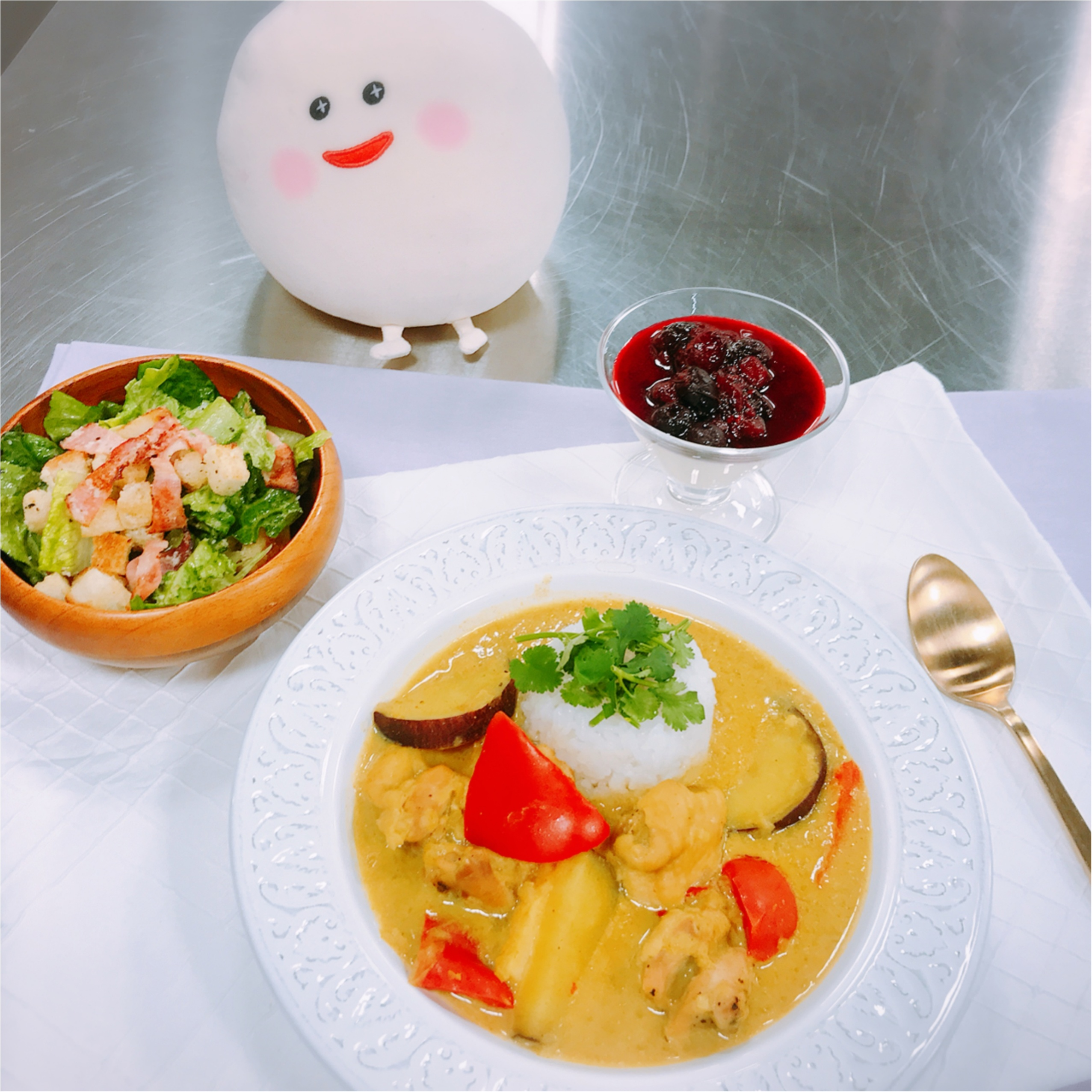 うれしいおみやげ付き♡《なめらか本舗》×《ABC Cooking Studio》の豆乳料理ワークショップに行ってきました!_5