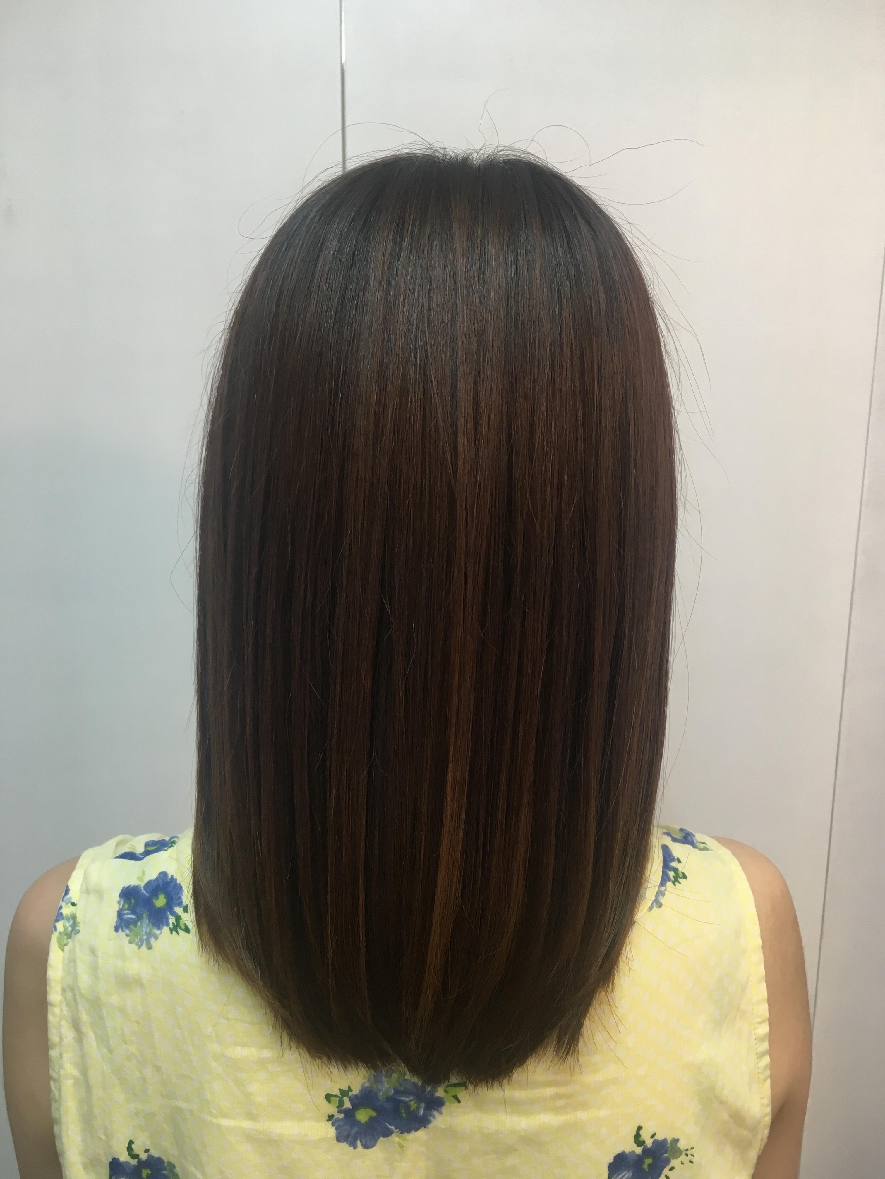 【髪の毛に魔法をかけられて】毎日触りたくなるとぅるとぅる愛されヘア〜へ大変身!_2