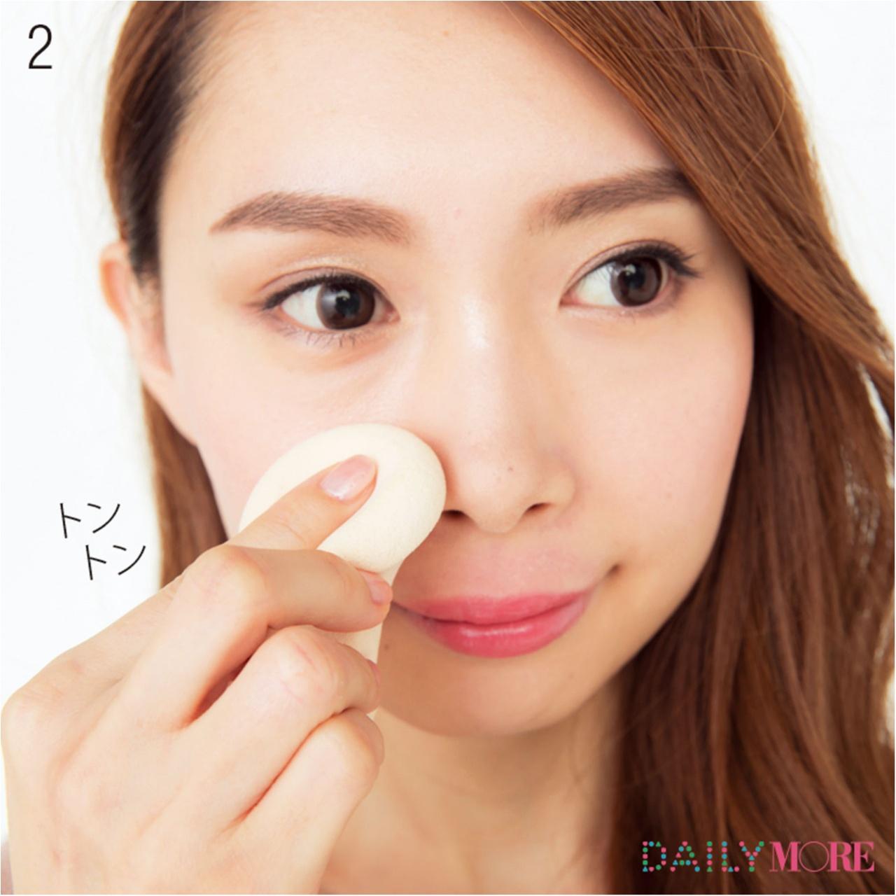 鼻や顔のテカり防止メイク特集 - 汗をかいても崩れにくいメイクテクは?_28