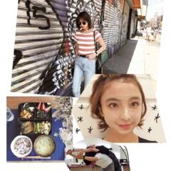 【モアモデルの夏の過ごし方】麻里子は、体の管理を入念に。すきま時間も有効活用していま~す♪