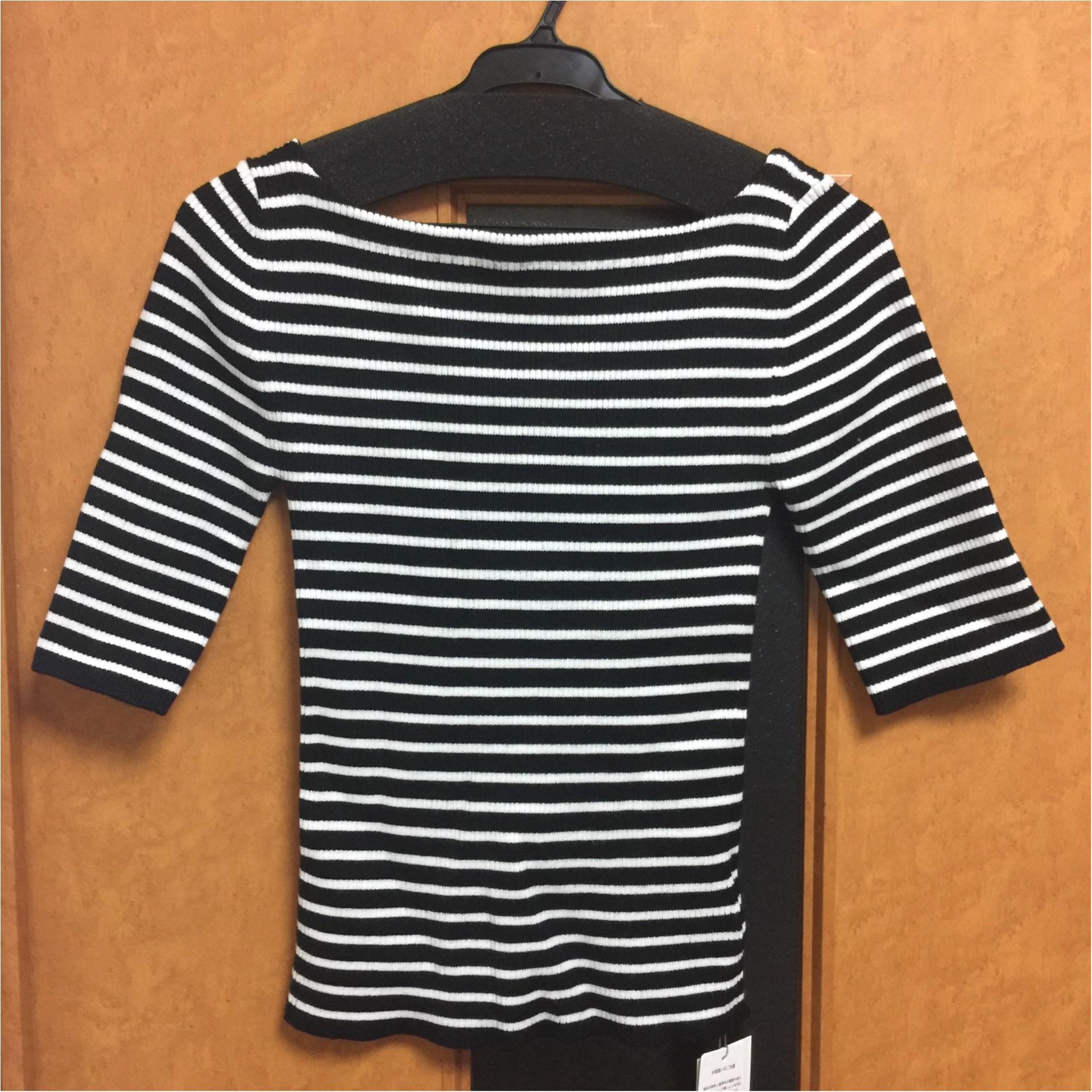 春の展示会でorderしたsnidelの新作お洋服が届きました♡今年はのトレンドの◯◯もばっちりおさえてます✌︎_1