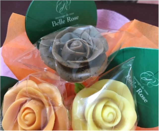 【もうすぐバレンタイン♡】一本ずつ配っても、ブーケに束ねて渡しても!『メサージュ・ド・ローズ』のチョコがおすすめ♡_2