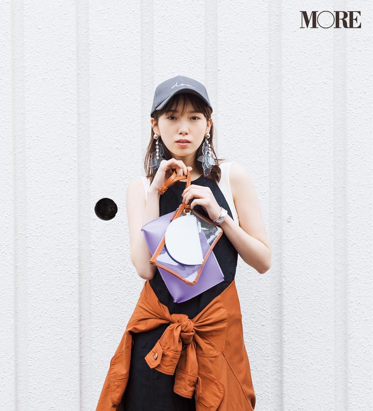 夏のトレンドバッグ特集《2019年版》- PVCバッグやかごバッグなど夏に人気のバッグまとめ_2