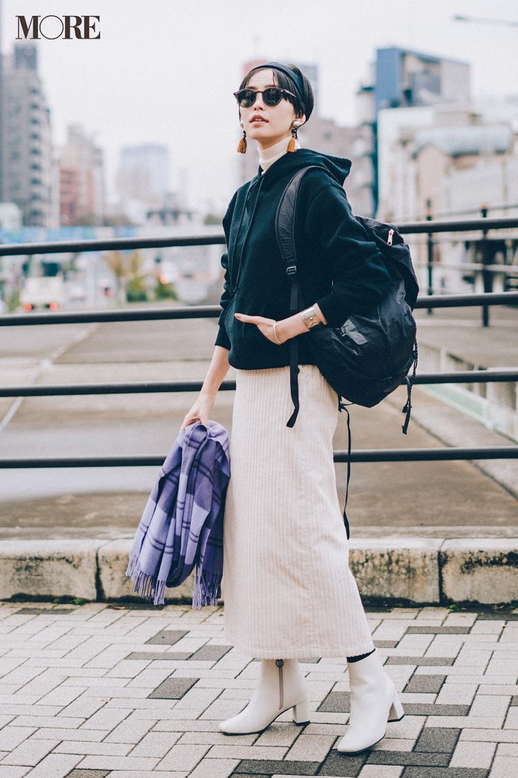冬のおすすめ【ストールコーデ】 | 20代ファッション・レディース・おしゃれ_1_7