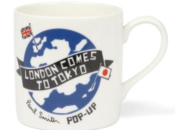 『ポール・スミス』ポップアップショップのテーマは【ロンドン】! GINZA SIXで開催中☆