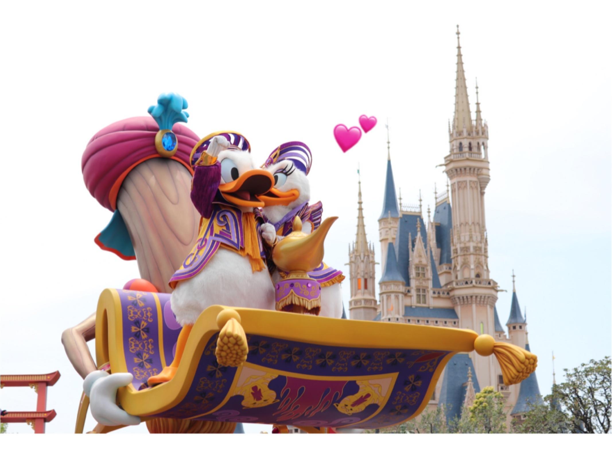 ▷【東京ディズニーランド35周年】Newパレード「ドリーミング・アップ!」がとにかく凄い!!_21