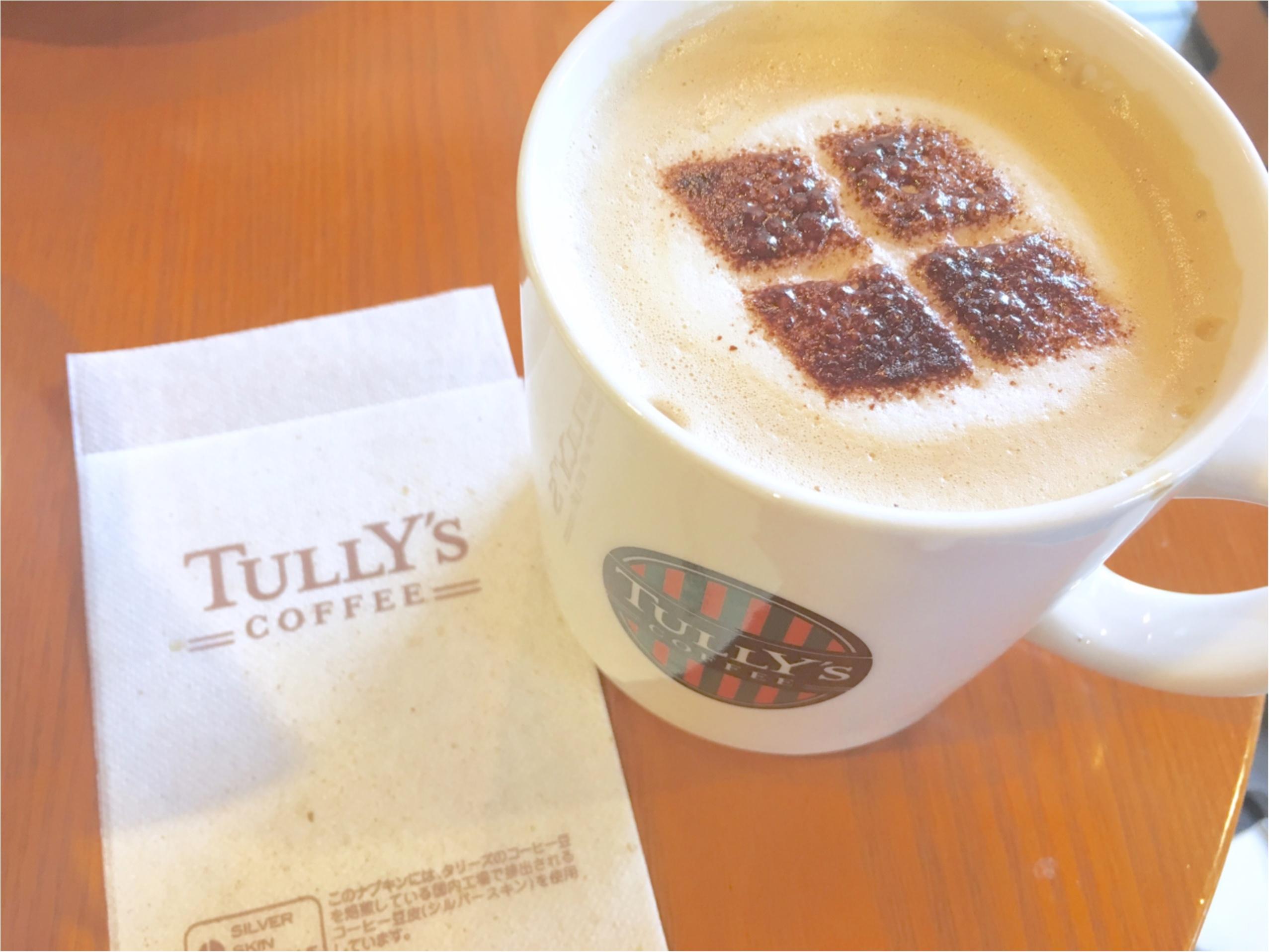 【TULLY'S(タリーズ)】山梨限定❤︎『信玄公ラテ』は味が日替わり!?_2