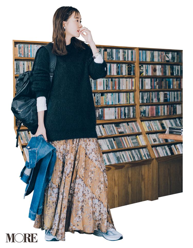20代女子に似合う【きれいめの服×スニーカー】のコーデまとめ | ファッション_1_4