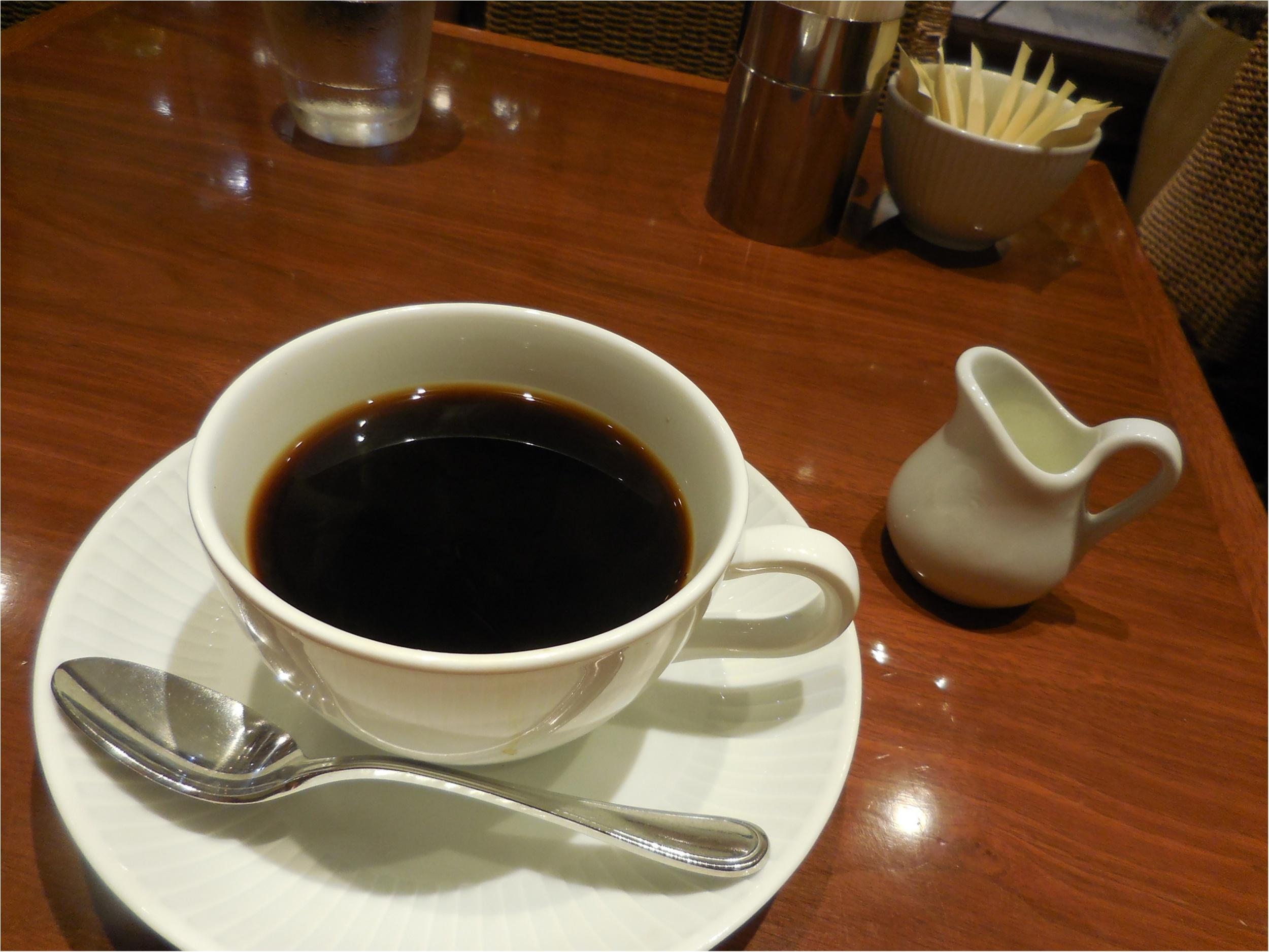 フレッシュフルーツケーキで有名な【ハーブス】はコーヒーがおかわりできる!_6
