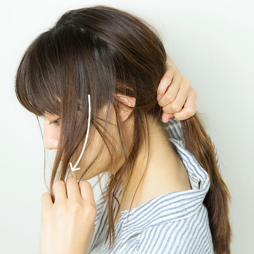 次くるヘアアレンジ5つのHOT TIPS♡『三つ編みはあえての激タイト!』_4