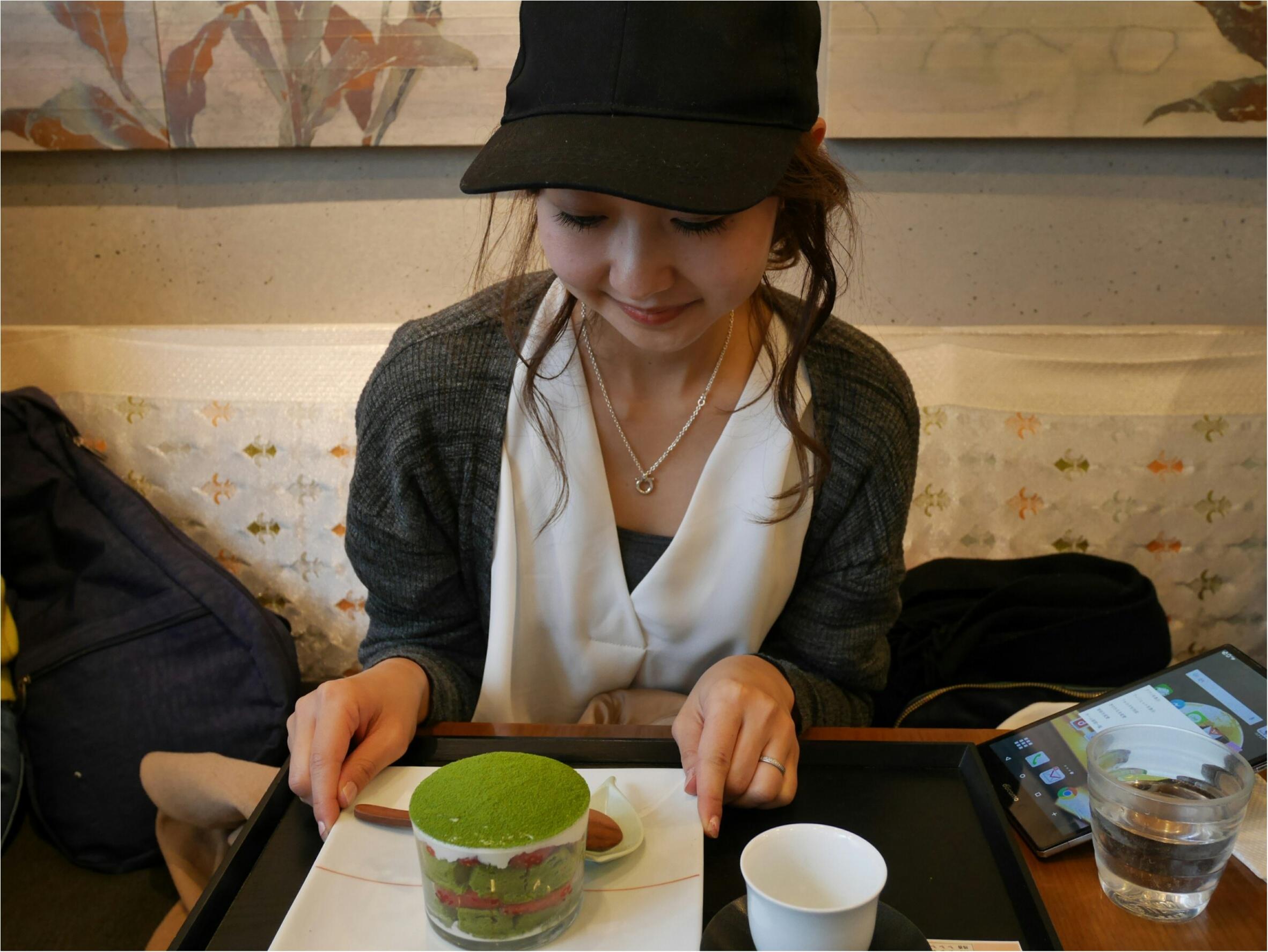 表参道にある「茶茶の間」は幅広い年代から愛される日本茶のカフェだった。_11