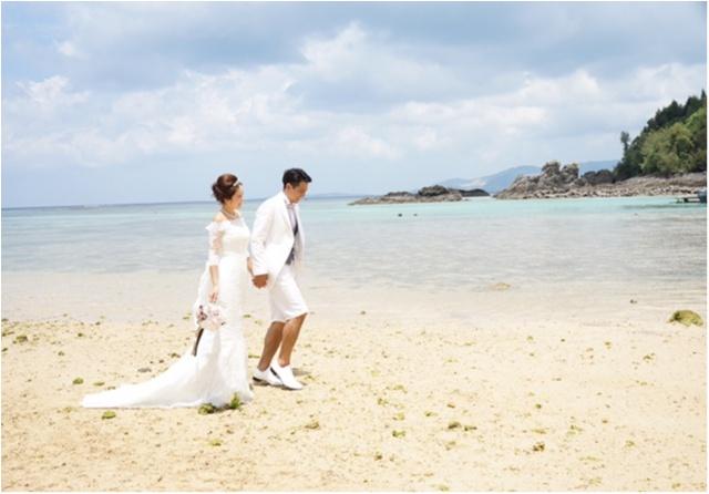 一生大切にできる素敵な写真を☆ 沖縄で結婚式の前撮りをしてきました_4