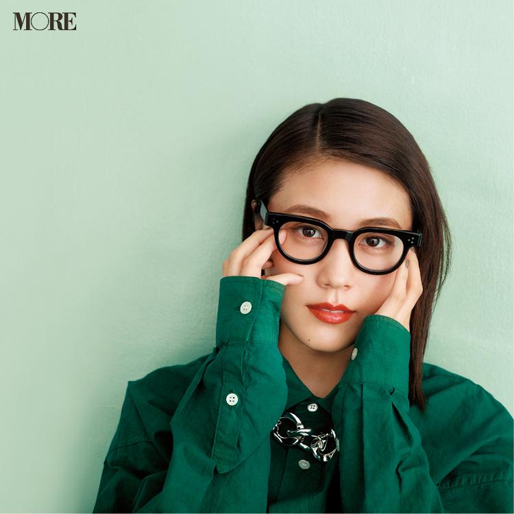 有村架純は可愛くて、カッコいいんだ!! 新しい秋の服を大人な着こなしで魅せる♡_4
