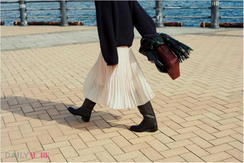 【スタイリスト石上美津江さんが伝授!】服は買わずに、小物とアイデアは惜しみなく使え。手持ち服がみるみるこなれるアイデア_1_1