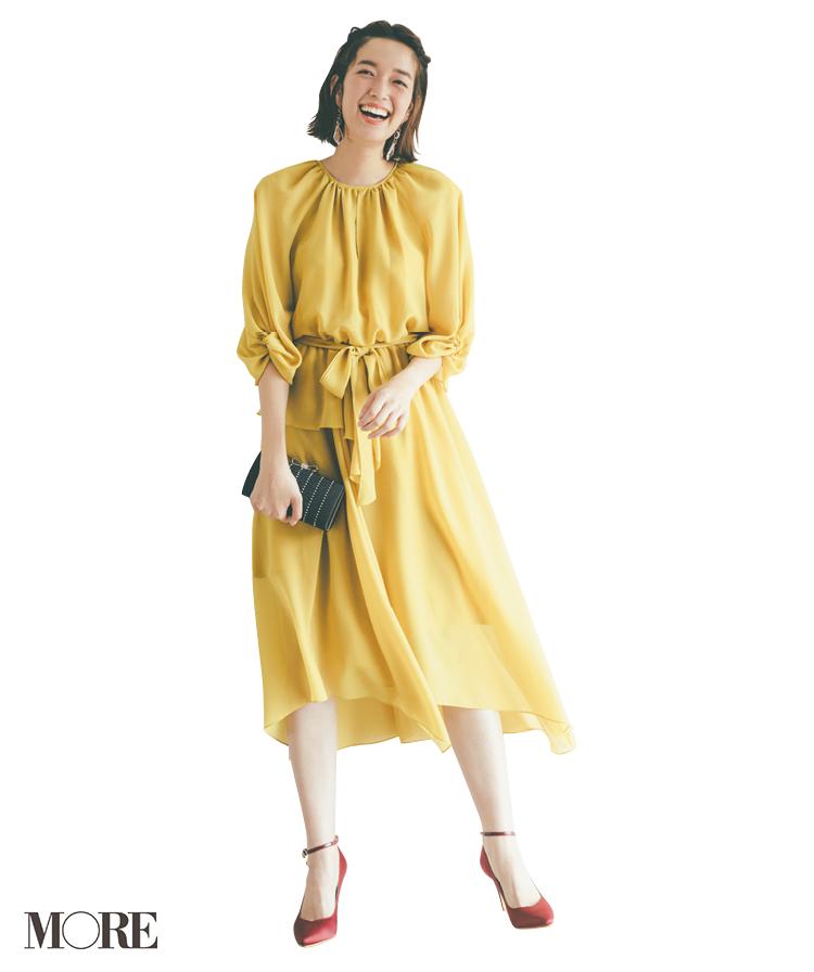ワンピースブランドフリッカのドレスが可愛い