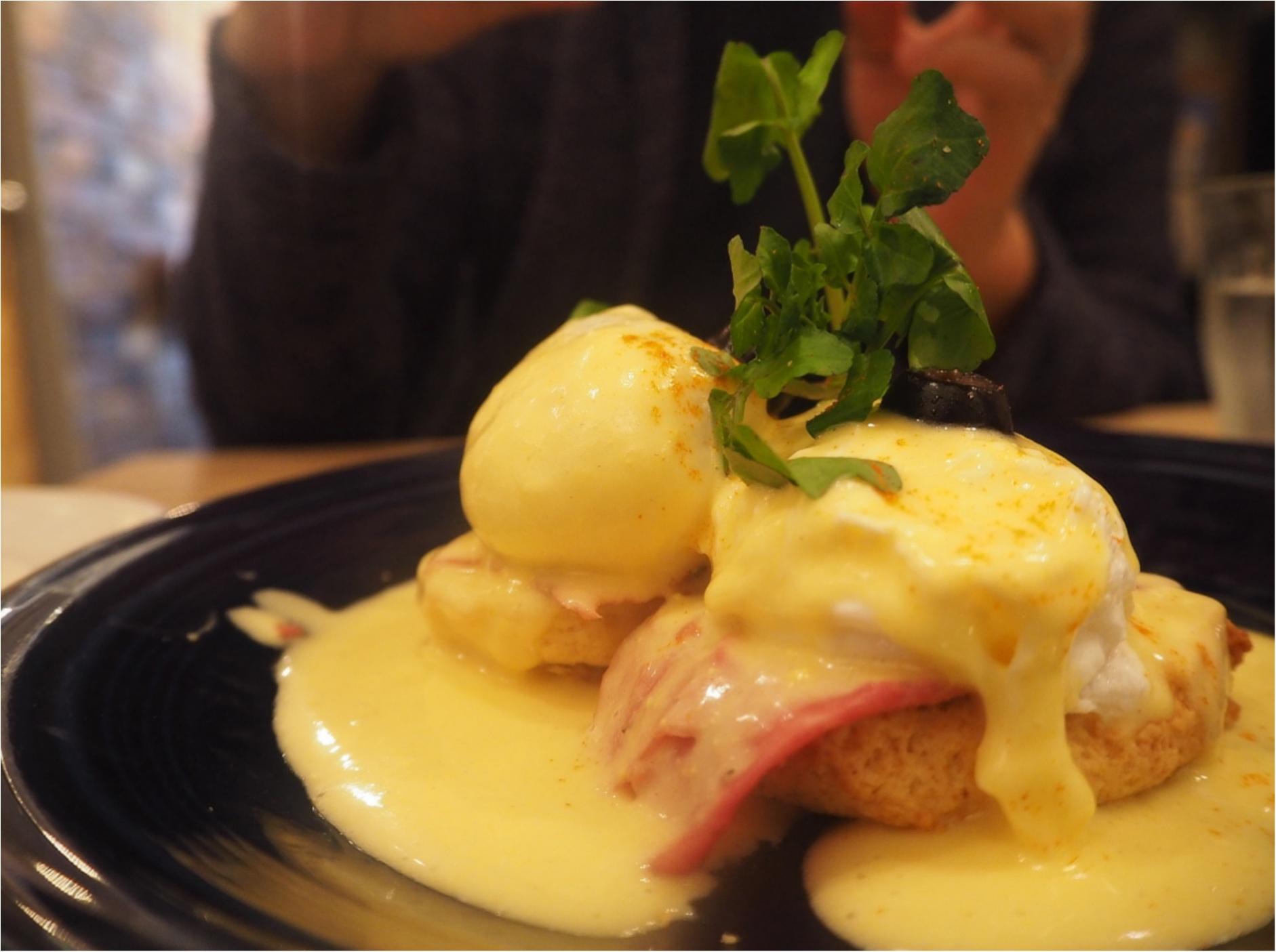 早く起きた朝は「burnsidestcafe (バーンサイドストリートカフェ)」でパンケーキがオススメ!_4