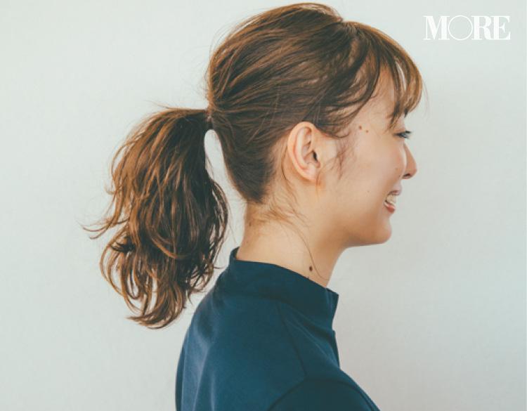 内田理央がお手本! ロング、ミディアム、ボブにおすすめの夏のヘアアレンジ 記事Photo Gallery_1_6