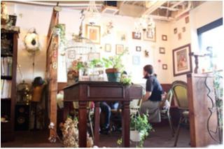 【ランチ】地元秋田にこんなにかわいいガレットのお店がありました(*´ω`*)_4