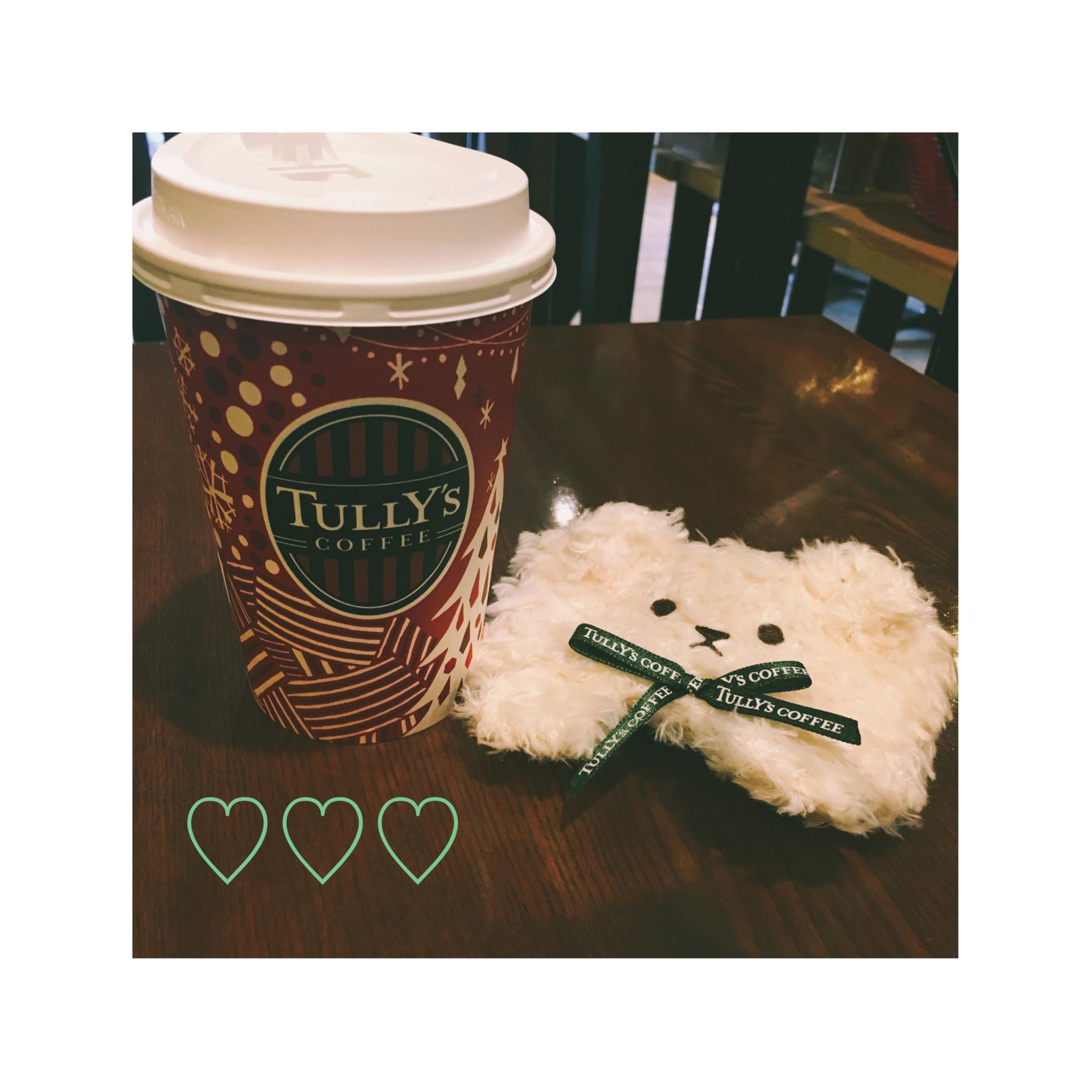 《本日11/29〜のシーズナルdrink★》【TULLY'S】の〝ふわもこ〟ベアスリーブが可愛すぎる❤️シュトーレンラテが登場!_5