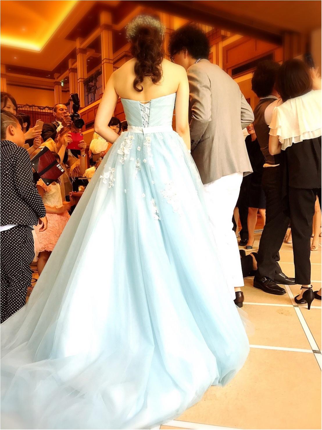 【ゆい婚】お色直しはドレス色当てクイズでゲストに楽しんでもらいました♪_4