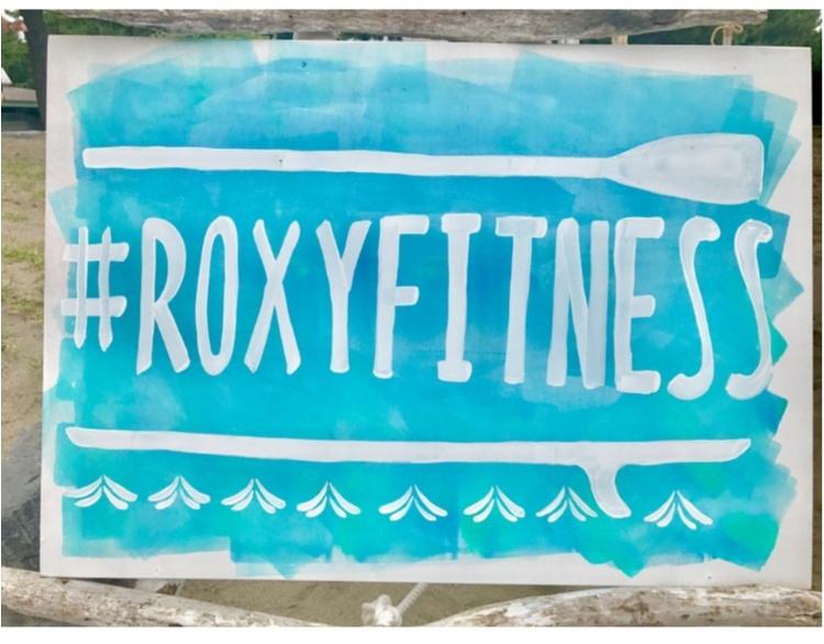 【EVENT】横浜初開催!#ROXY FITNESS RUN SUP YOGAに行ってきました♥_1
