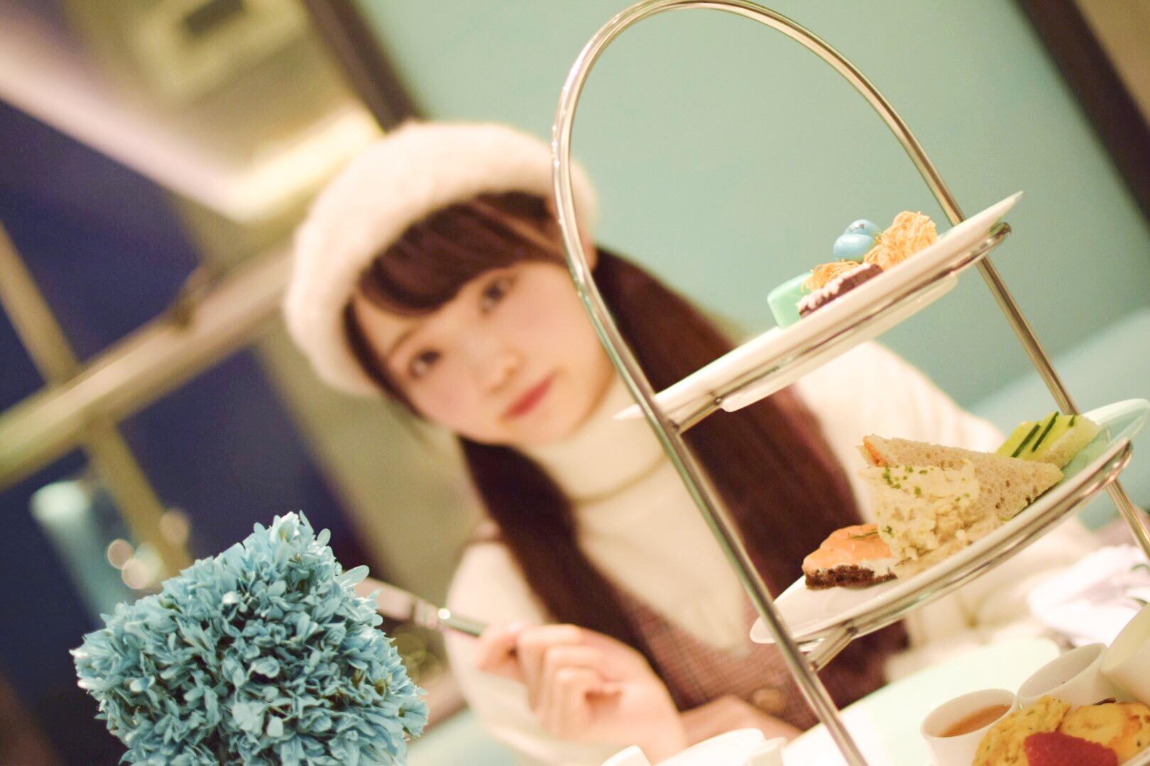 【NY】5番街で「ティファニーで朝食を」実際に食べれる!?The Blue Box Cafe【Tiffany】_1