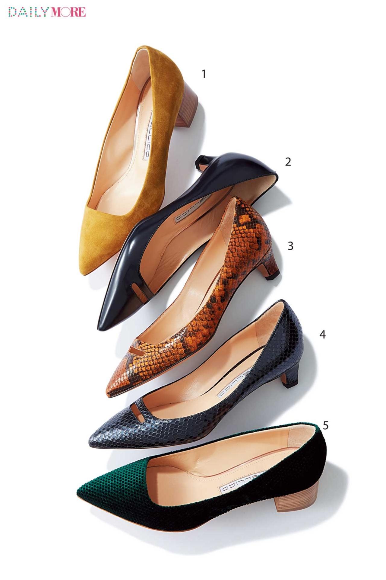 この秋、買って正解靴はこれ! 大好きブランドで見つける才色兼備な4cmヒール❤_2_2