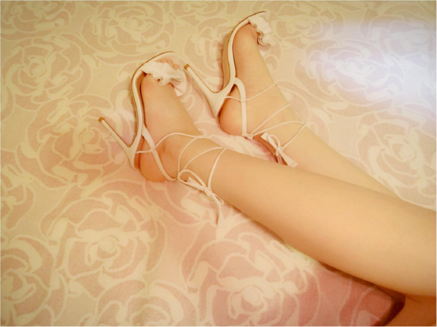 理想の靴に出会えた♡【ジャンヴィト ロッシ】_1