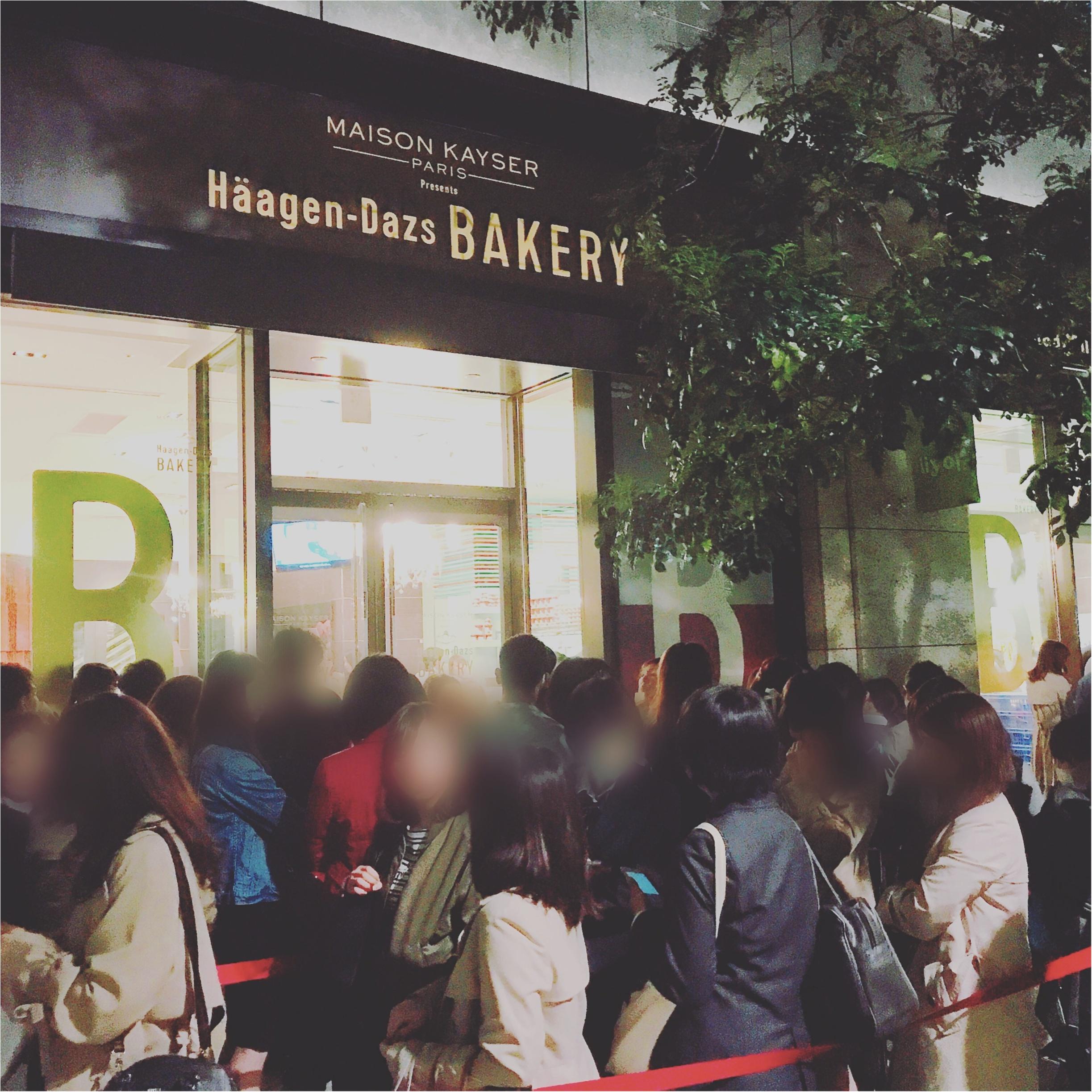 5月9日までの期間限定‼︎ハーゲンダッツ初のベーカリー【Häagen-Dazs Bakery】が大人気♡_2
