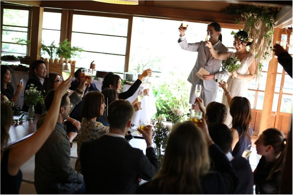 研究室にサッカー場!? 「世界にひとつだけ♡」のオリジナル結婚式が素敵すぎ!_8