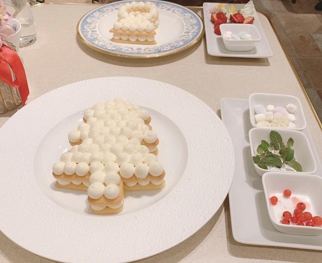 【有楽町カフェ】『ラ・メール・プラール』×marryカフェのクリスマスケーキがかわいすぎる♡_3
