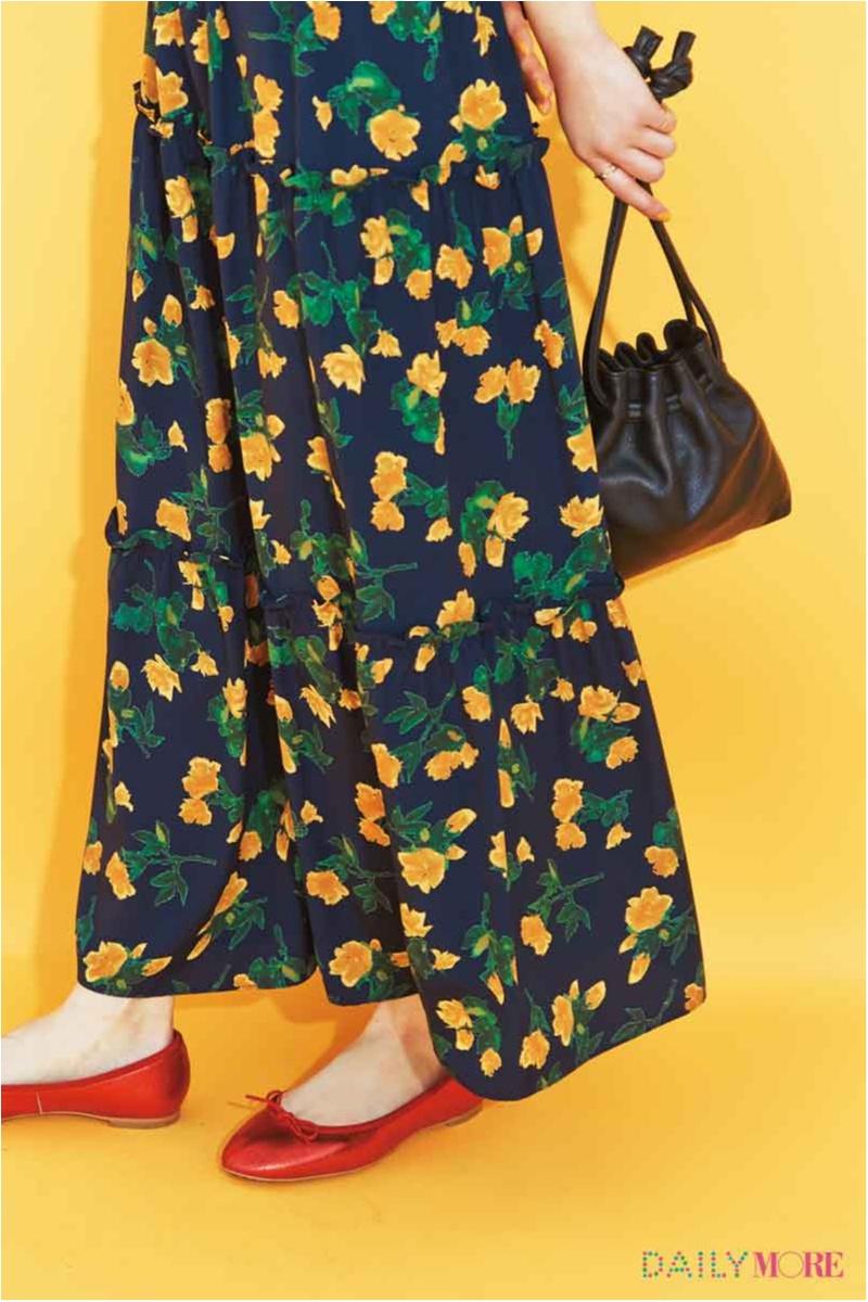 あなたのスカート、イタイ花柄になってない?【大人の花柄スカートを見分ける4つのポイント】_4