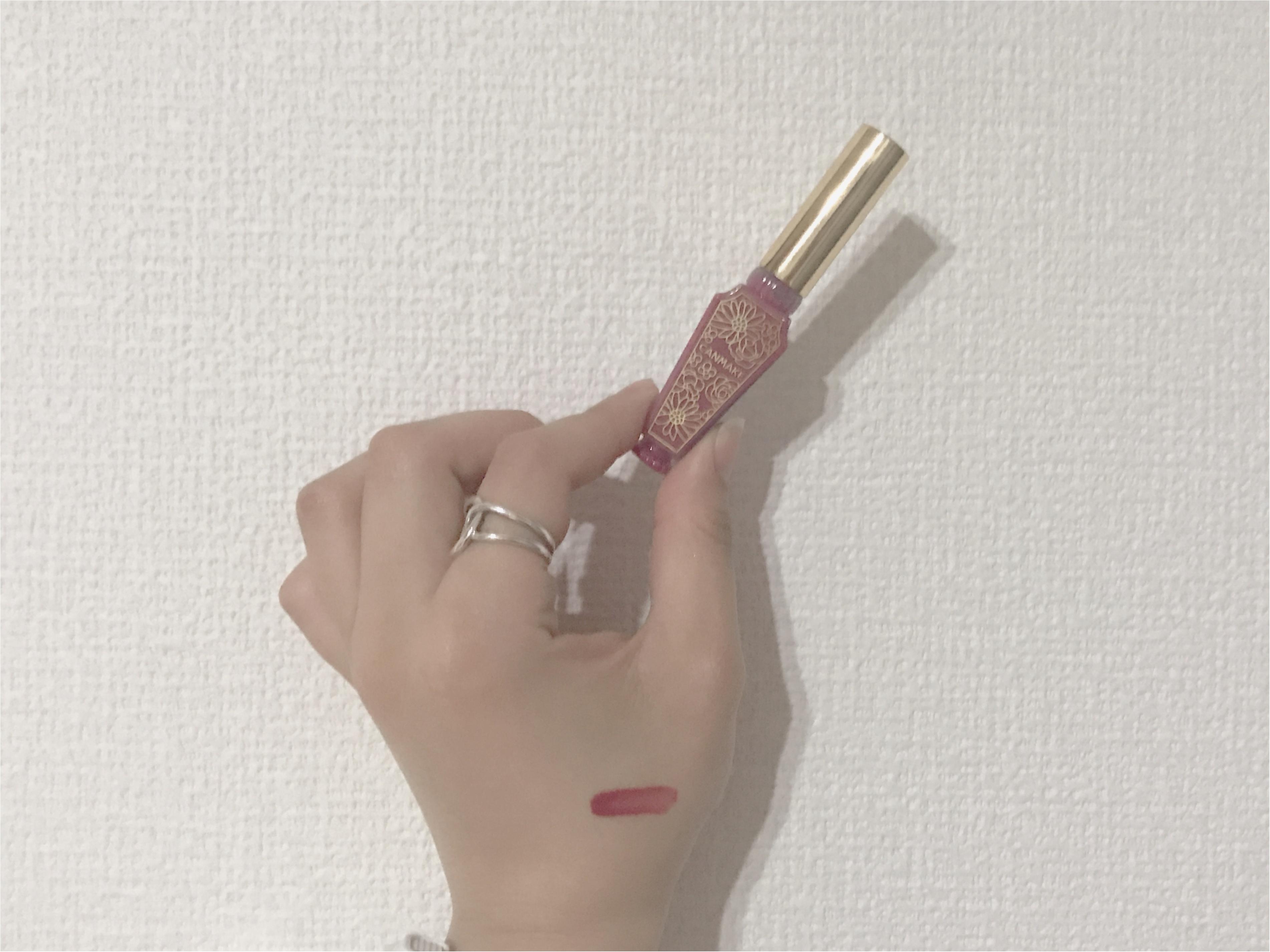 """【¥650】全色買い必須♡落ちないと噂のCANMAKE""""マットリップ""""を試してみた!_1"""