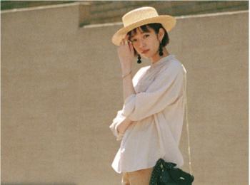 華やかさ、こなれ感が叶う【真夏のベージュ】コーデ15選 | ファッション