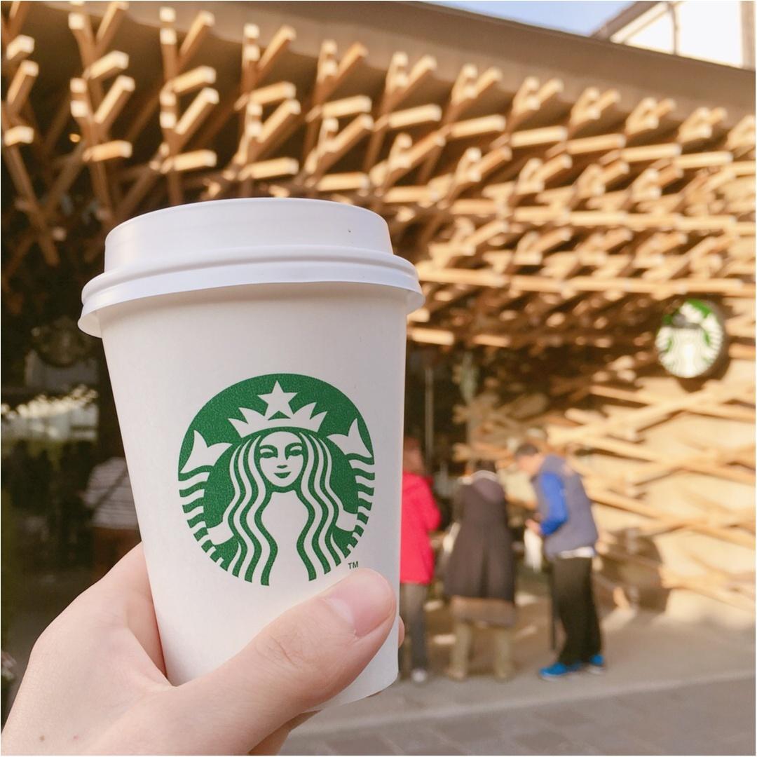 【 日本の珍しいスタバに行きたい♪ 】 芸術的な木のデザインが美しい♡ 大宰府天満宮のスターバックス♡♡_5