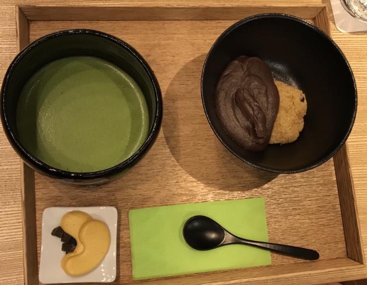 抹茶好き必見のお店✨茶庭 然花抄院 (ぜんかしょういん_2