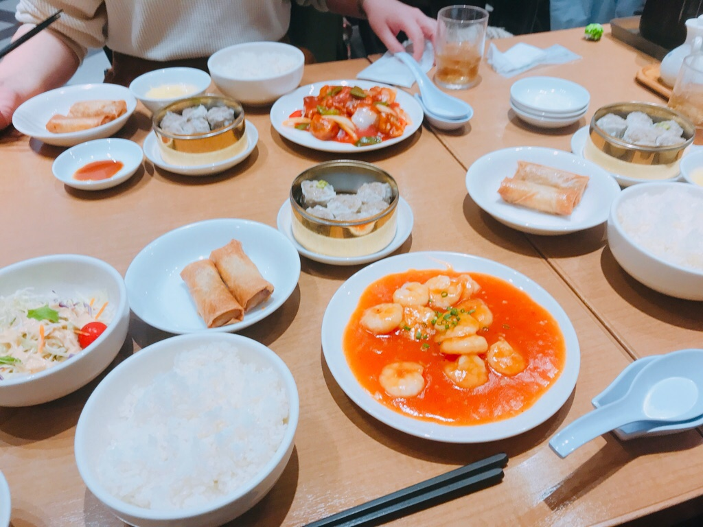 あの横浜名物が食べれる!【崎陽軒】の《中華食堂》で本格中華料理を堪能してきました♡_1