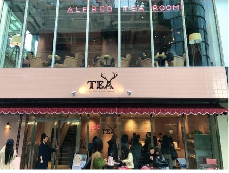 【CAFE】LAで大人気!待望のOpen❤ #ALFREDTEAROOM 最速レポ⋈_13