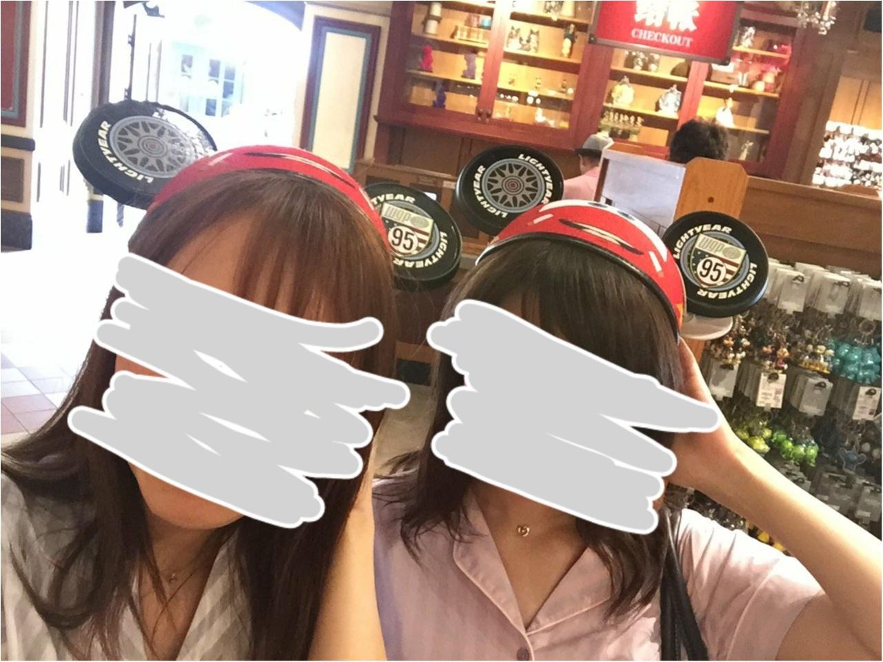 【一周年!!】上海ディズニーランド限定イヤーキャップ紹介♥_4