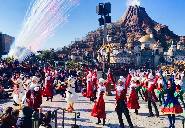 【東京ディズニーシー】絶対観て!クリスマス限定ショー★《イッツ・クリスマスタイム!》♡_3