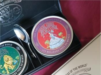 ≪海外旅行/シンガポール/お土産編≫ばらまき&自分用に。TWGの香り高い紅茶がおススメ!