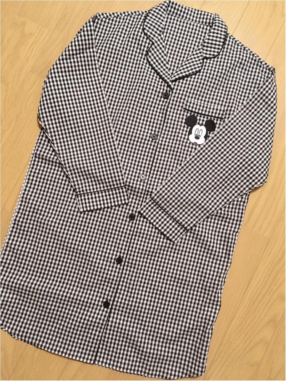 【GU】話題のDisneyコラボパジャマから新作が登場!ワンピースタイプのパジャマも♡_2
