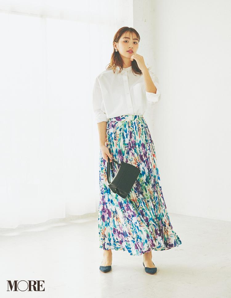 花柄コーデ特集 | 2019年春 | 20代後半レディース向け_10