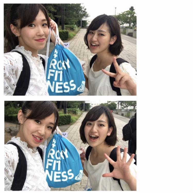 【EVENT】横浜初開催!#ROXY FITNESS RUN SUP YOGAに行ってきました♥_9