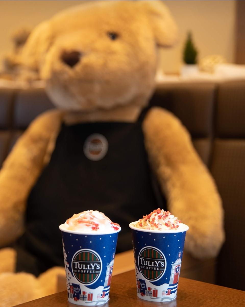 【11/13open】南町田グランベリーパークのTULLY'S COFFEEへ一足先におじゃましました【東京ママパーティー】TULLY'S COFFEEのホリデーシーズンのメニューを堪能!_9