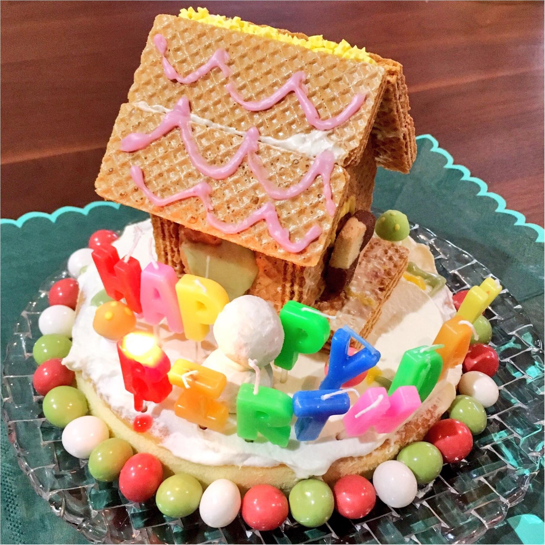 ♡今年のクリスマスはホームパーティ♡誕生日サプライズも有り♪_9
