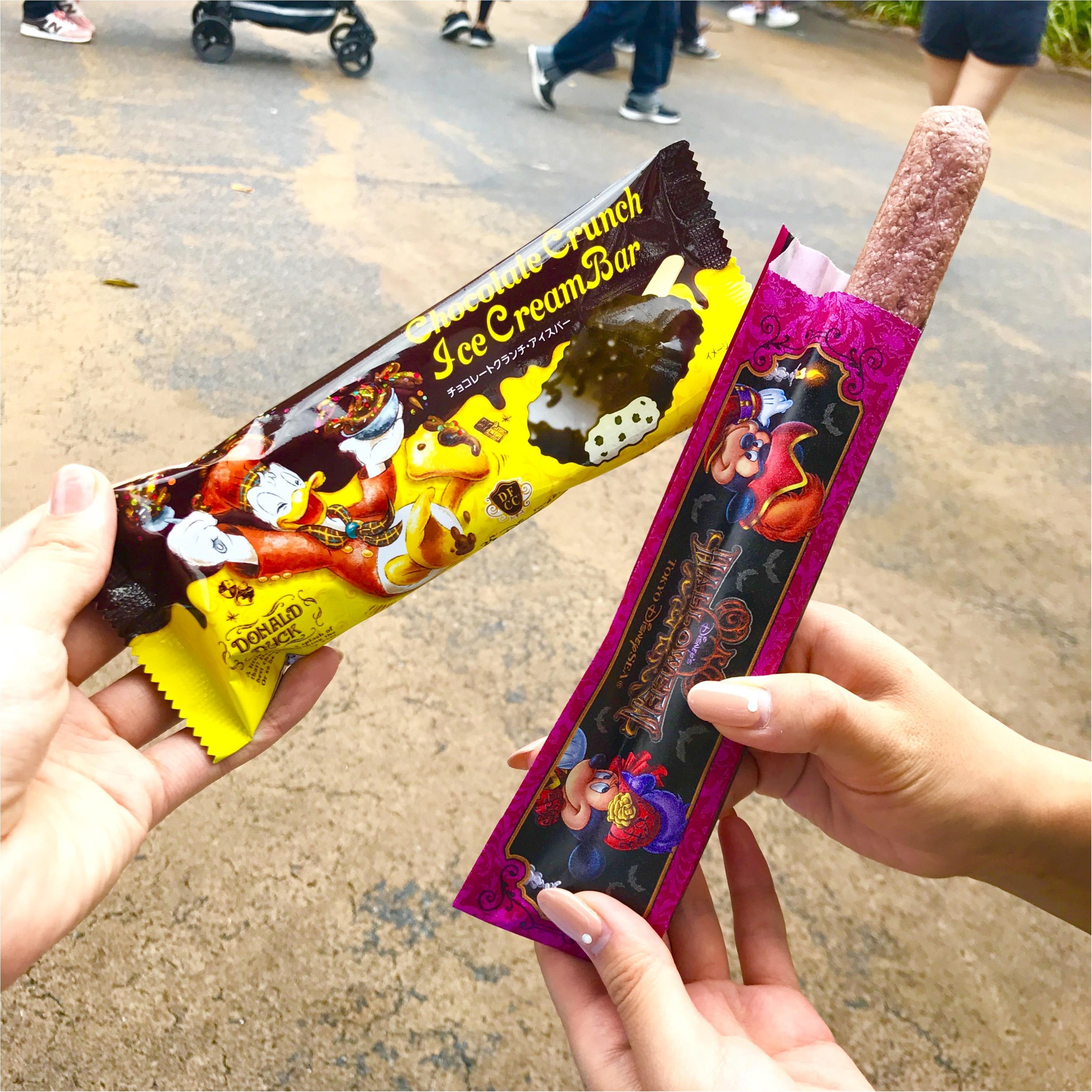 【Disney Halloween!】Dハロの食べ歩きフード紹介♪_2